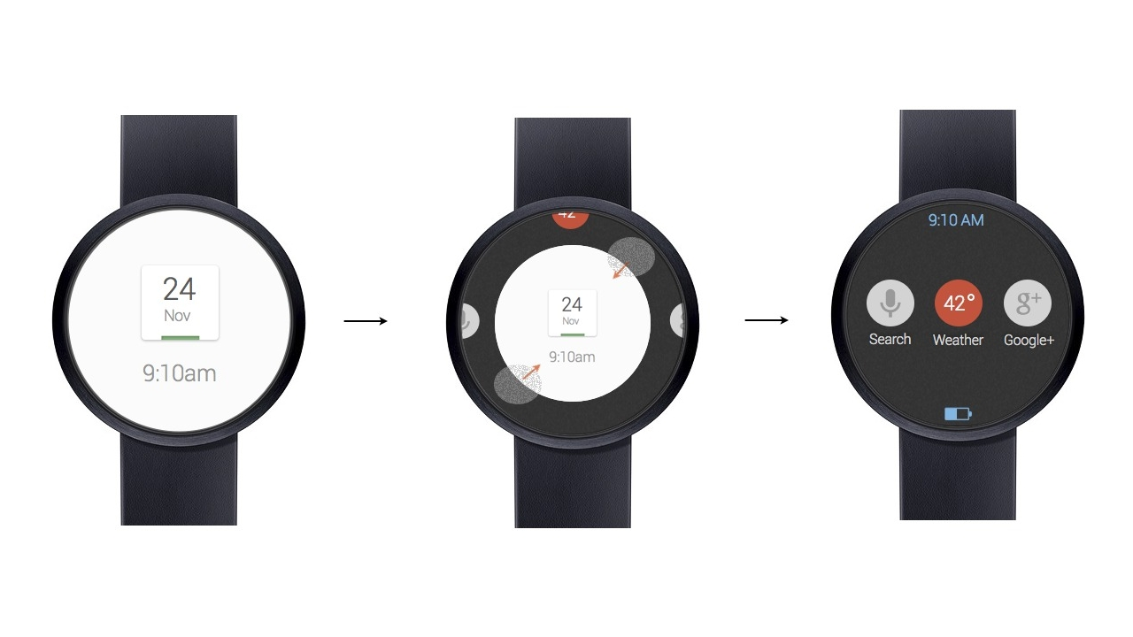 "Google Finally Unveils ""Smart Watches"" That Connect To Internet"