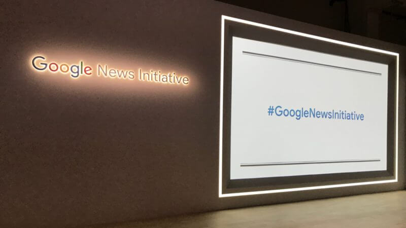 Google News Initiative kicks off with Subscribe With Google, other efforts